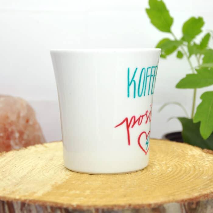 Koffein Positiv Angry Mug Produktbild