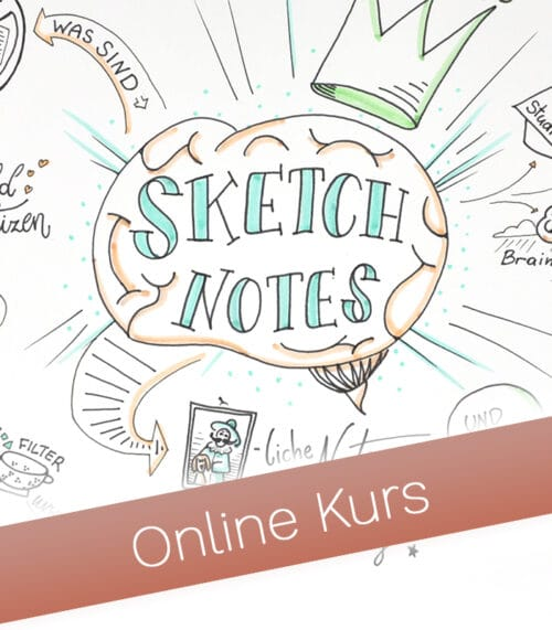 Sketch Notes Produktbild