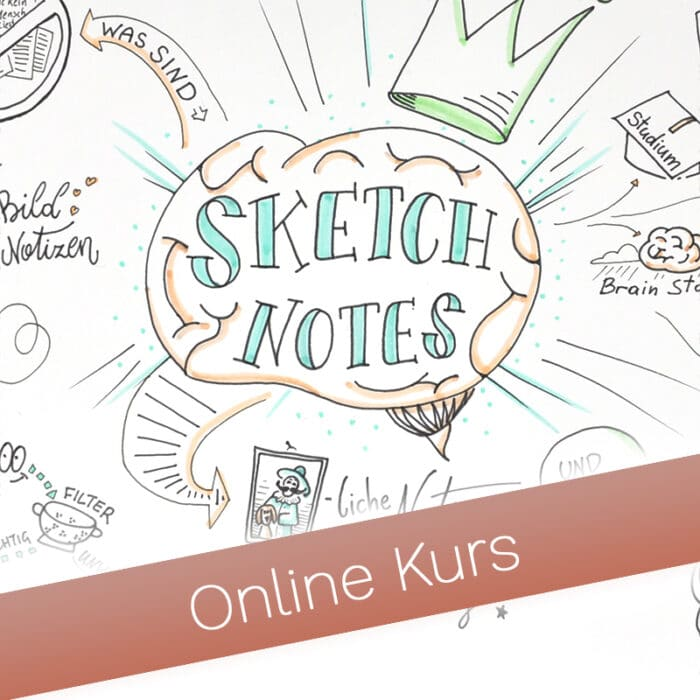 Sketch Notes Produktbild